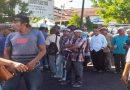 KRBF Gelar Unjuk Rasa Tolak Pembangunan Gedung DPRD Flotim Dan Desak Usut Dugaan Korupsi