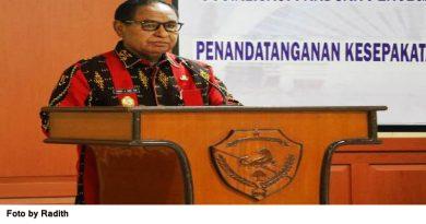 Wagub Meminta ASN Menghindari Tindakan Korupsi