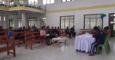 Pemerintah dan Gereja Siap Mendukung Bible Camp Se-Timor Barat