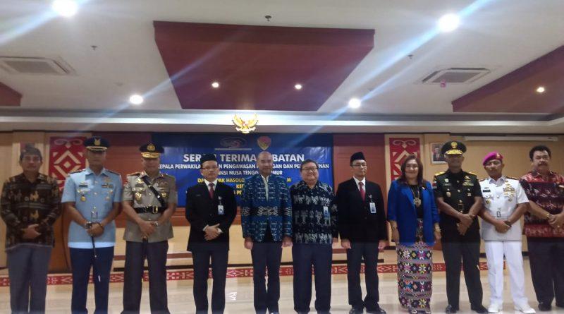 Agung Prasetyo Berjanji Siap Melanjutkan Program Pimpinan Sebelumnya