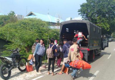 GMKI Cabang Kupang Komisariat FKM melaksanakan SKTK